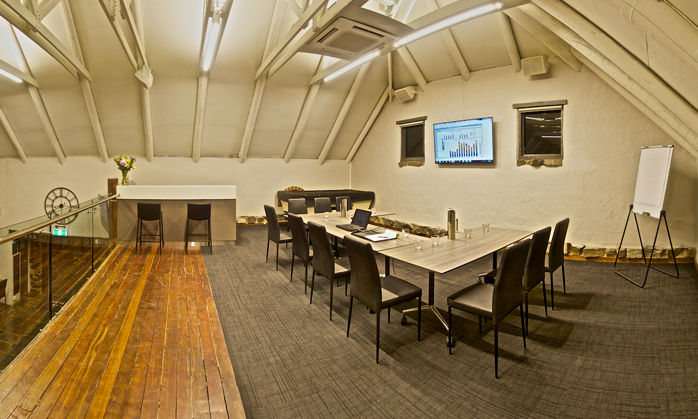 Have your conference or meeting at Lanzerac in Tanunda, Barossa