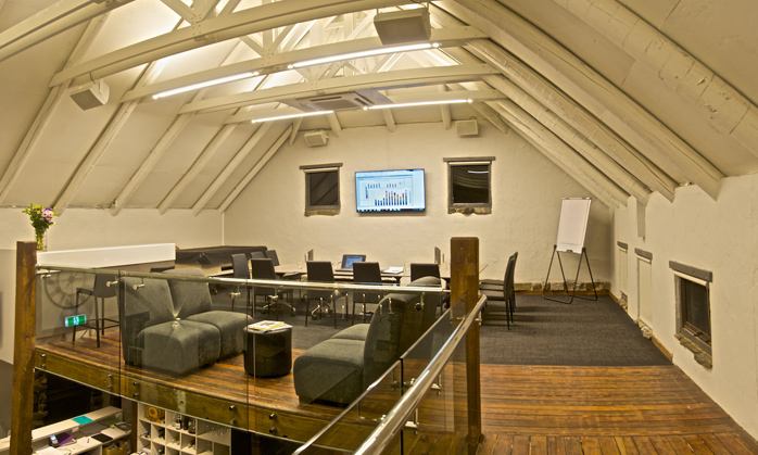 Lanzerac Functions/Conferences/Events Room in the Barn