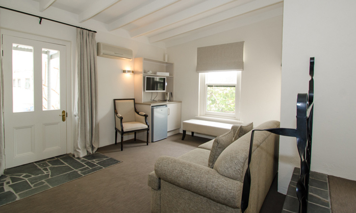 Lanzerac Luxury Suites in the Barossa, Tanunda