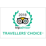 Trip Advisor Travellers' Choice Award 2018